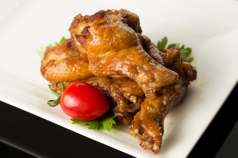 Menu enfant poulet rôti